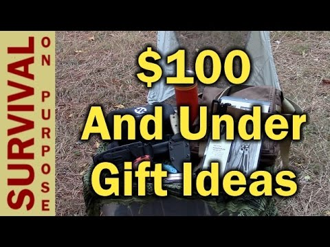 Outdoor Gift Ideas for $100 or Less  Christmas Gifts  2016