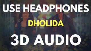DHOLIDA : Loveratri (3D AUDIO) Virtual 3D Audio
