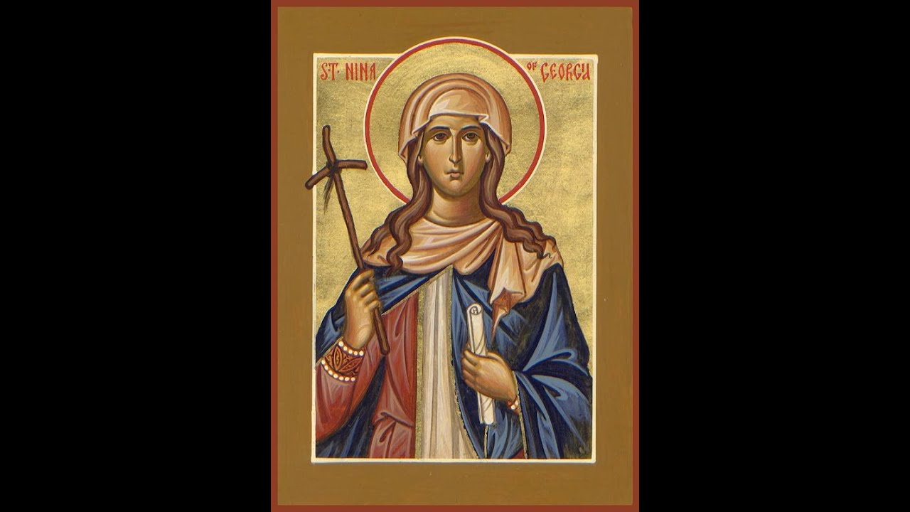 Divine Liturgy: Leave-taking & St. Nino– 1/14/2021