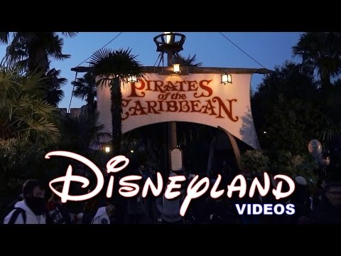 attraction pirates des caraibes disneyland paris hd low light complete youtube. Black Bedroom Furniture Sets. Home Design Ideas