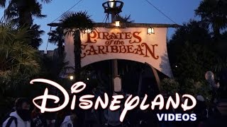 Attraction Pirates des Caraibes - Disneyland Paris HD (low light/complete)
