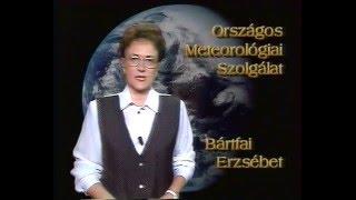 1996 December 30 Tv2 Időjárás-jelentés