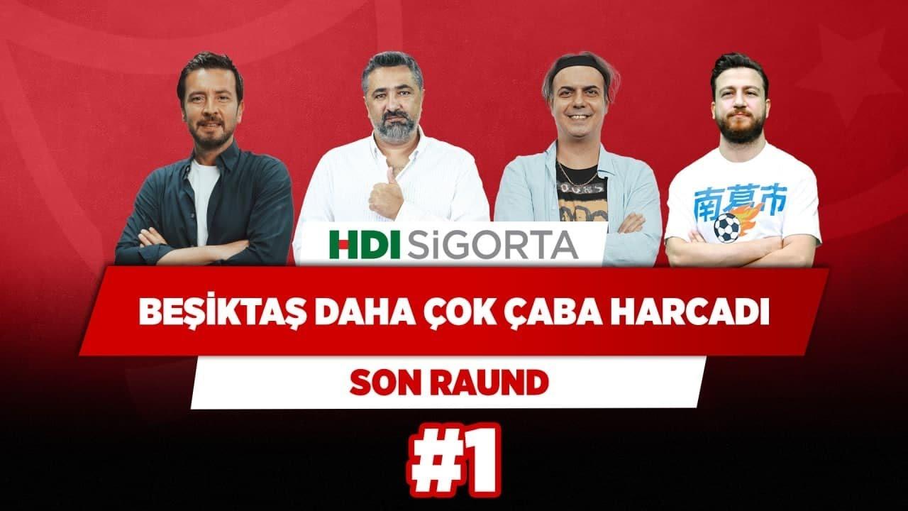 Download BJK derbiyi kazanmak için daha çok çabaladı | Ersin & Serdar Ç. & Ali E. & Uğur K. | Son Raund #1