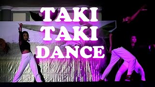 TAKI TAKI - DJ SNAKE, CARDI B, OZUNA & SELENA GOMEZ DANCE BY G-STARS ENTERTAINMENT
