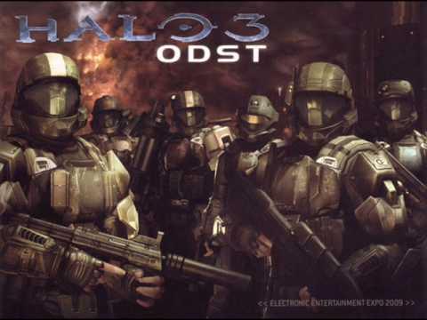 Halo 3 : ODST I epic music I nmpd hq level