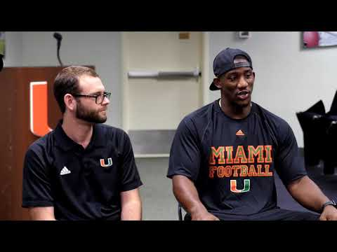 Antrel Rolle Sits Down with Gilbert Frierson, Gurvan Hall & DJ Ivey | #Storm18