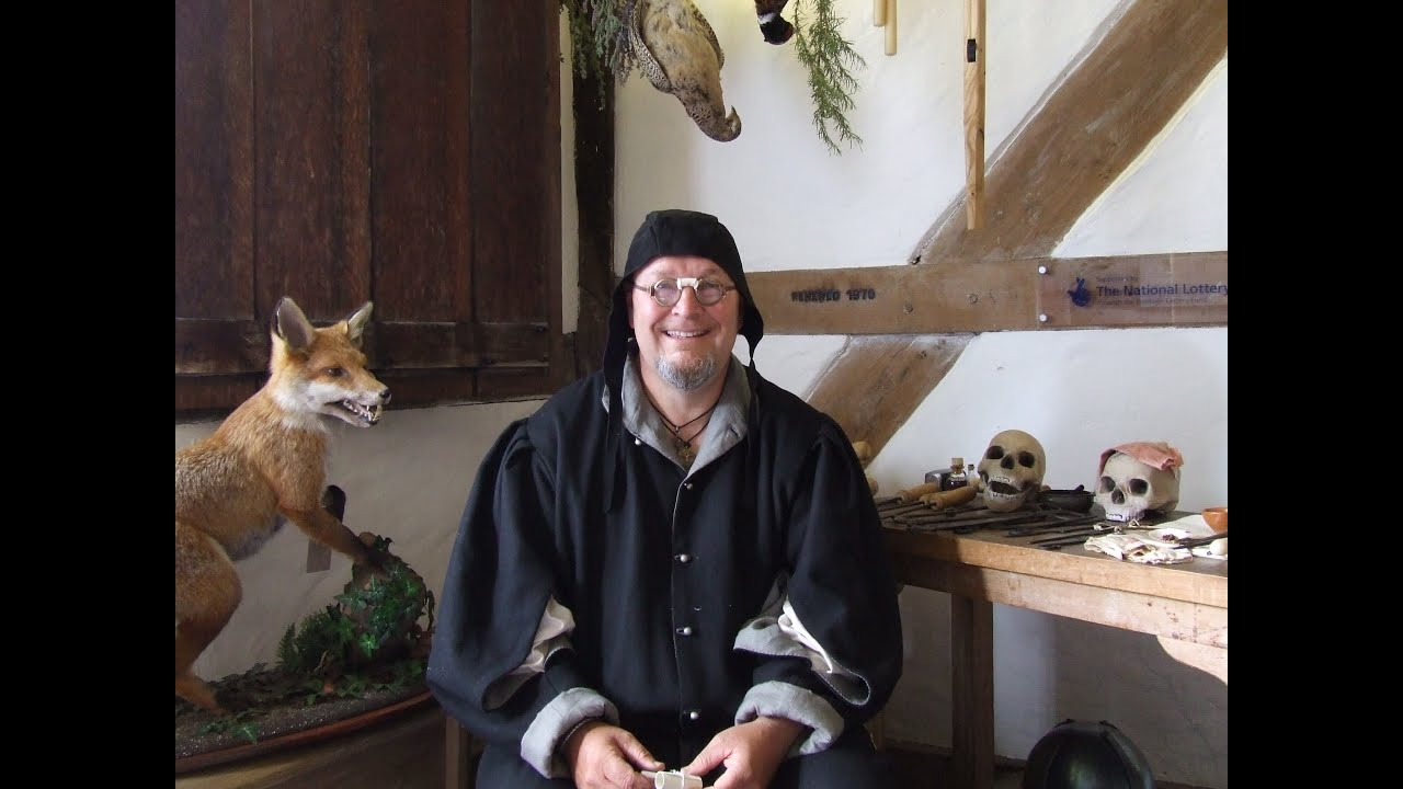 Meet The Costumed Interpreters John Putley