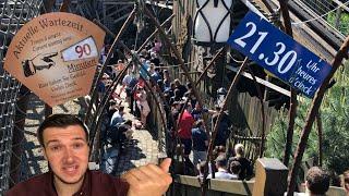 Warum man den Europa-Park an Brückentagen nicht besuchen sollte... |Epfan95 Videoblog #30|