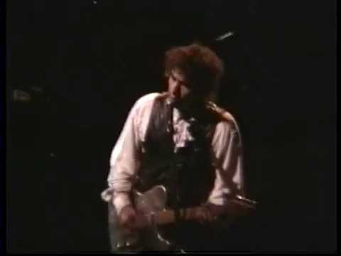 BOB DYLAN LONDON HAMMERSMITH ODEON 1990-02-08