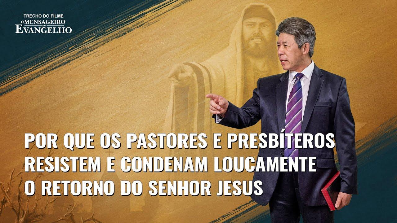 """Filme evangélico """"O mensageiro do evangelho"""" Trecho 3"""