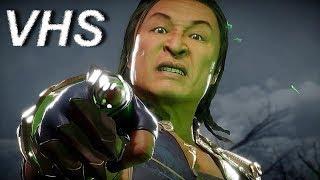 Mortal Kombat 11 - Трейлер Шанг Цунга на русском - VHSник