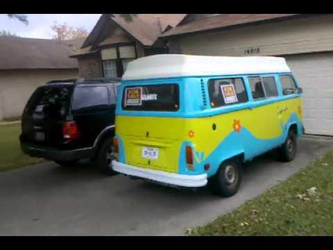 Groovy 1979 Vw Van For Sale In Austin Youtube