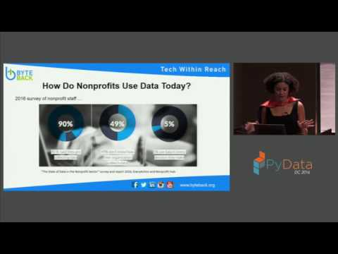Elizabeth Lindsey | Keynote: Become a Data Superhero How Data Can Change the World