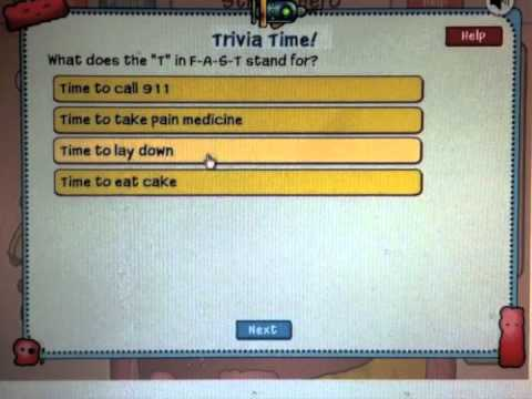Clotbuster Stroke Game