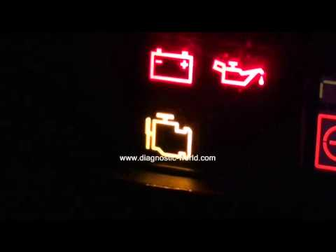 Chrysler Engine Management Warning Light Need To Di Youtube