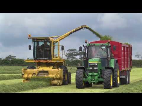 GRASSMEN TV - Country Crest Silage