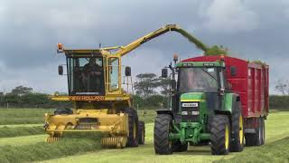 GRASSMEN TV - Country Crest Silage