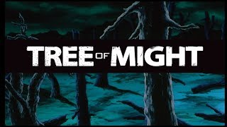 DragonBall Z Movie Review #3 THE TREE OF MIGHT