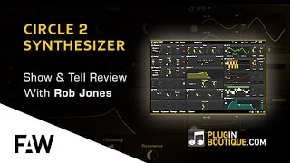 Circle 2 Synth From Future Audio Workshop - Show Reveal With Rob Jones