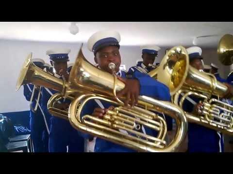 Jerusalem Brass Band Mafikeng ''Kena le Motswalle''