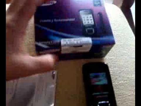 Teléfono Móvil Samsung GT E1360