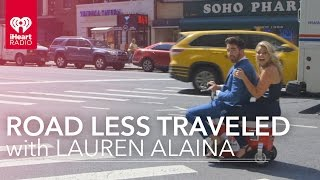 "Lauren Alaina Takes The ""Road Less Traveled"" Interview"