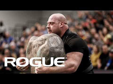 Trial By Stone - Full Live Stream   Arnold Strongman Classic 2020 - Event 1