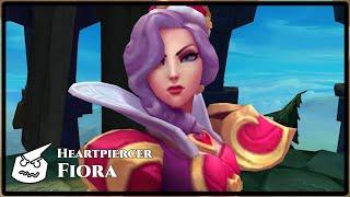 Heartpiercer Fiora.face