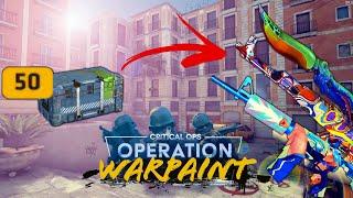 critical Ops - I GOT A KNIFE! + Gameplay (Kukri Glow)