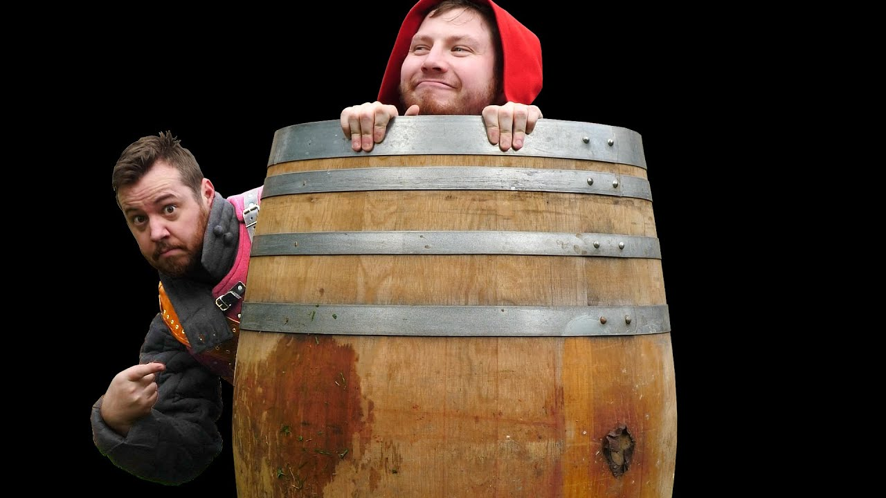 Underappreciated Historical Objects: BARRELS! Seriously, they're awesome