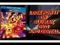 Download New LEGO Flash Movie on Blue Ray!!