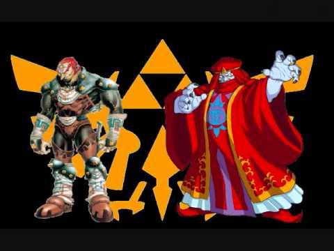 Legend Of Zelda Link To The Past Remix Sega Style Vs Ganon