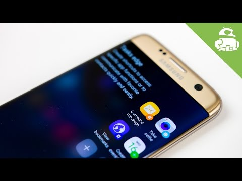 Samsung Galaxy S7/S7 Edge - Touchwiz Feature Focus