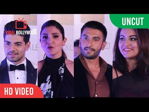 UNCUT - 61st Britannia Filmfare Awards 2016 | 'Pre Party Awa