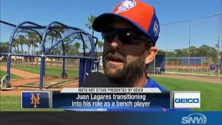 SNY Exclusive: Mets hitting coach Kevin Long