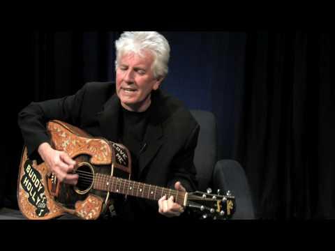 Graham Nash performs