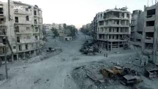 Война в Сирии: Алеппо после бомбежек и артобстрелов
