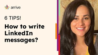 6 tips to hęlp you write compelling LinkedIn connection request messages