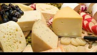 Сыр польза или вред. Всё о сырной диете