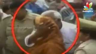 Nagma Kissed by Congress MLA | Hot Tamil Cinema News