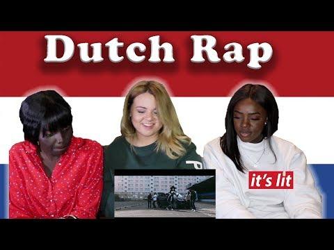 UK REACTION TO DUTCH RAP/HIP HOP  (BOEF,Lil Kleine,SEVN Alias,Jairzinho)