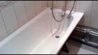 отделка ванной комнаты 2012 начало(, 2012-09-24T10:19:38.000Z)
