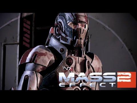 Mass Effect 2: Arrival DLC All Cutscenes (Games Movie) 1080p HD
