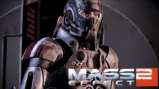 Mass Effect 2: Arrival DLC All Cutscenes (Games Movie) 1080p HD