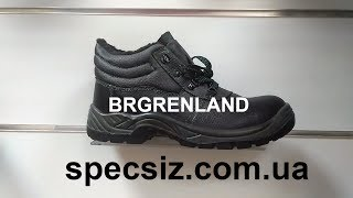 Купить польские рабочие ботинки REIS BRG утепленные искусственным мехом и с металлическим подноском(, 2017-08-19T11:23:19.000Z)