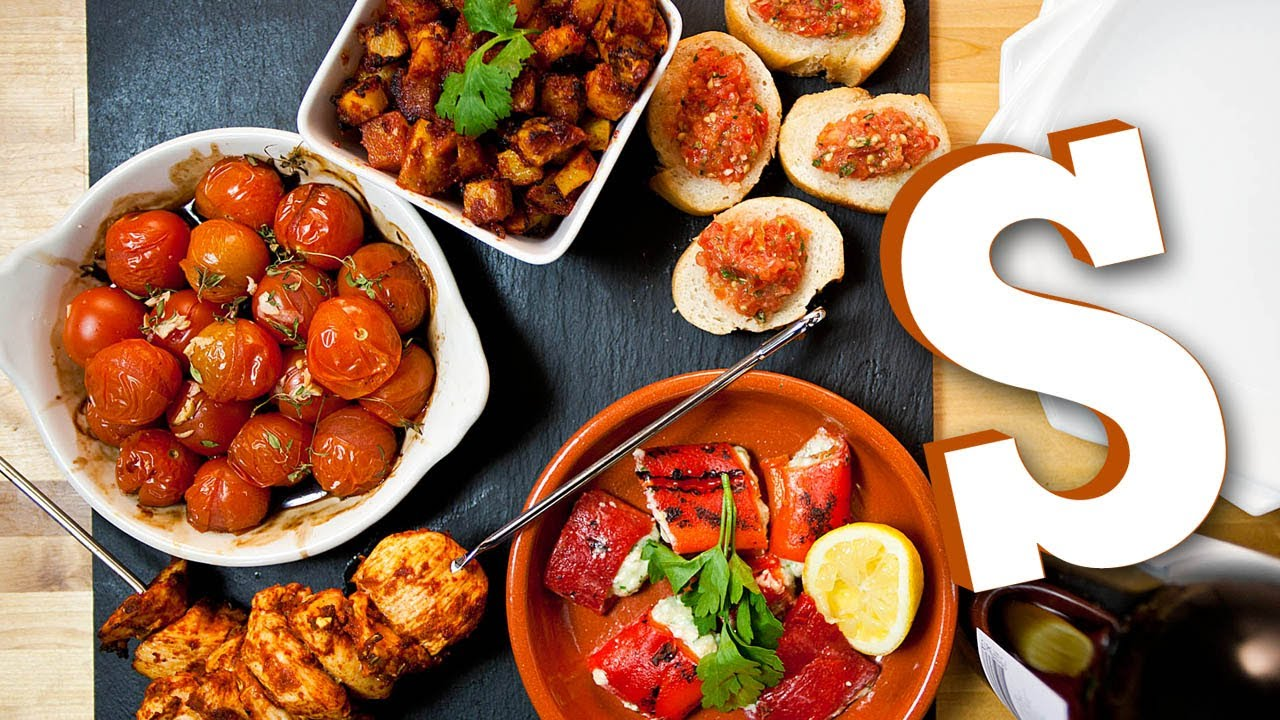 Tapas platter recipe sorted youtube forumfinder Image collections