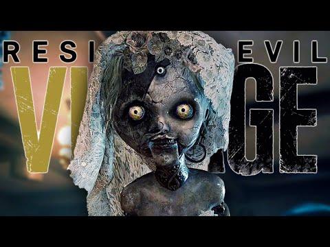 THE DOLL HOUSE | Resident Evil Village - Part 4