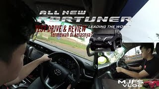 REVIEW TOYOTA FORTUNER VRZ 2017