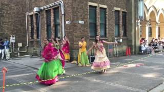 Namaste India Bollywood Dance at UTokyo May Festival 2016