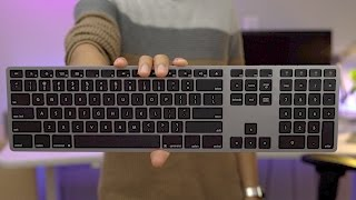 Gambar cover The best Mac keyboard? Matias Wireless Aluminum Keyboard!